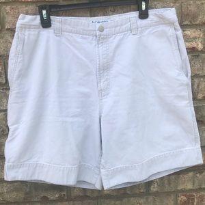 Columbia   Men's Outdoor Sportsman Khaki Shorts